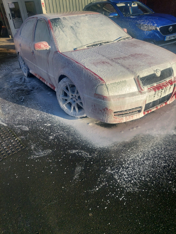 Octavia vrs 1.8 turbo