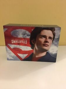 Smallville The Complete Series