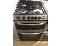 Cannon gas cooker (double oven)