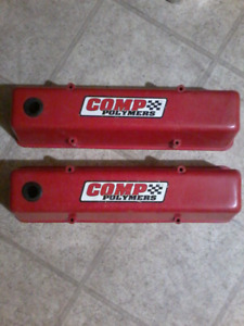 SMALL BLOCK VALVE COVERS