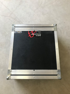 Crest Power Amp and Crossover with Clydesdale Case