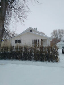 PET AND SMOKER FRIENDLY with huge yard and detached garage