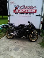 YAMAHA R6R 2009 PARTING OUT