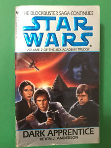 Star Wars and more - paperback books for sale