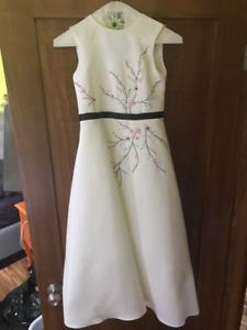 Flower Girl Junior Bridesmaid Dress