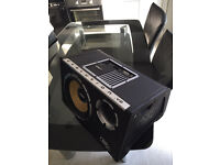 Vibe sub and amp combo 1300w