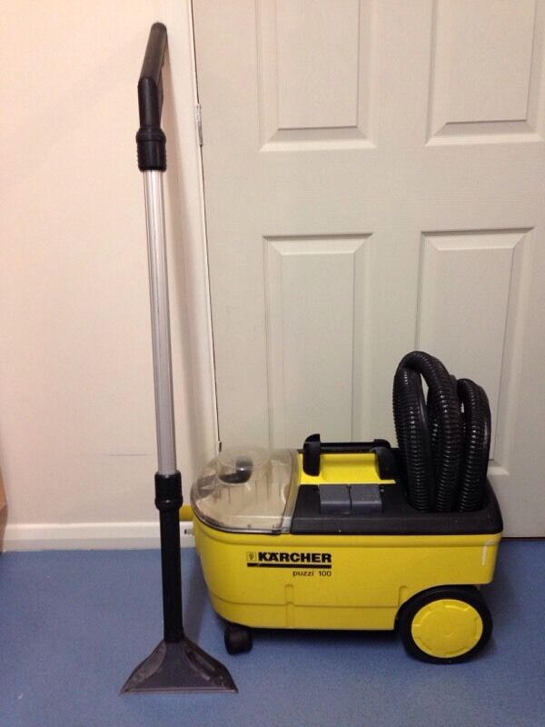 Karcher Puzzi 100 Carpet Cleaning Machine In Reading Berkshire