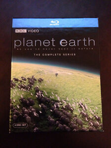 Planet Earth Blu Ray - Complete Boxed Set