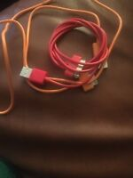 Two IPhone 4 chargers $2