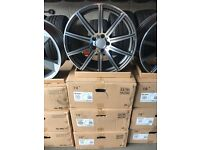"19"" alloy wheels Alloys Rims tyres tyre 5x112 pcd Mercedes a c cla e class Vito vaneo"