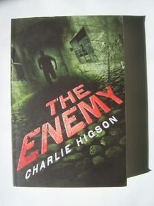 The Enemy book
