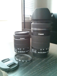 Canon EF-S lenses for sale