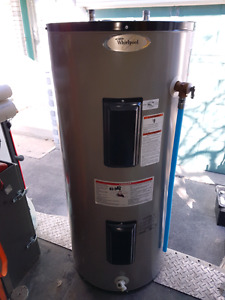 2014 Electric Hot water Tank