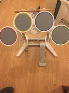 Wii drums and sticks