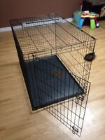 Large Dog Crate (Journey Wire Pet Home)