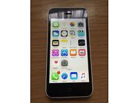 iPhone 5c White Unlocked to all Networks Good Condition Can Deliver