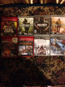 PS3 MINT CONDITION- comes with multiple games Kitchener / Waterloo Kitchener Area image 3