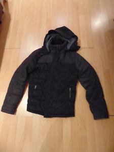 Manteau d'hiver pour homme Esprit