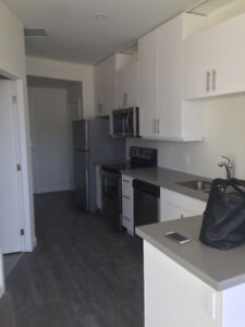 Brand new studio in modern building available for rent ASAP!