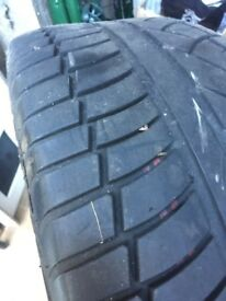 SAAB TYRE. TYRE NEW SPARE 205/50/R16. SURPLUS TO REQUIREMENTS. CHEAP NEW TYRE. CHEAP NEW TYRE