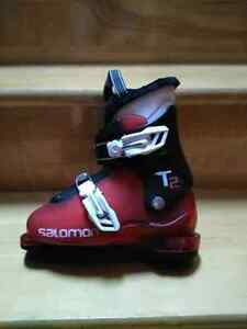 Bottes de ski alpin junior