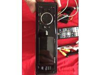 jvc kd-avx11 car dvd stereo