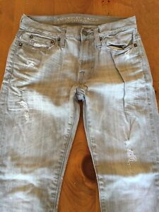 AE Jeans (Men's size 26/28) Slim fit (gray)