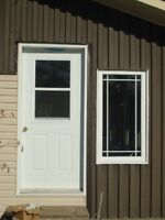Professional Windows & Doors installation, affordable prices
