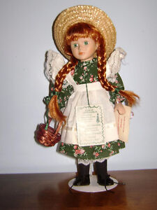 Anne of Green Gables Limited Edition Doll