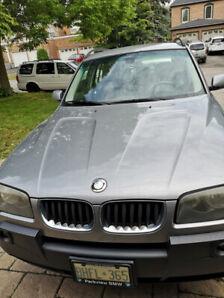 X3 BMW 2.5i for sale