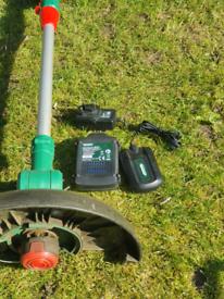 Qualcast 18v Cordless Grass Strimmer - USED