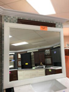 maple wood demo MIRRORS on CLEARANCE!!!