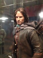 ACI Aragorn 1:6 figure from Lord of the Rings
