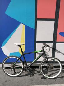 Carrera Subway 1 Hybrid Gravel Mountain Bike Bicycle