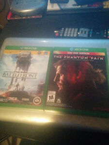 Two games for sale