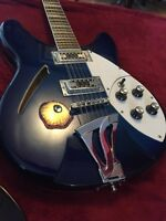 Rickenbacker 12 string copy - made by Logical