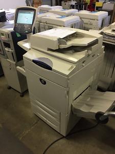 Xerox DocuColor 250 Digital Copier Printer