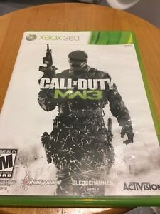 Call of Duty Xbox360  Kitchener / Waterloo Kitchener Area image 1