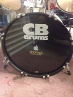 CB DRUMS great condition!!