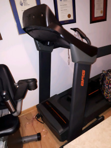 AFG Recumbent bike and treadmill