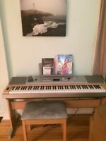 Yamaha DGX-620 Digital Grand Piano
