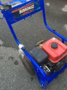 Simoniz Pressure Washer - pend sold - msg me and i let u know