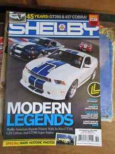 Shelby 45 Years GT350 & 427 Cobra MINT