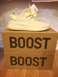 Yeezy butter us9