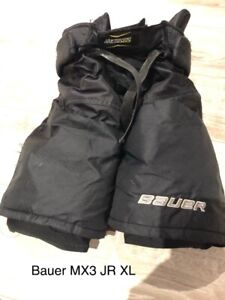 Hockey Pants Junior XL MX3