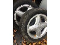 Ford Focus Wheels £50 ono