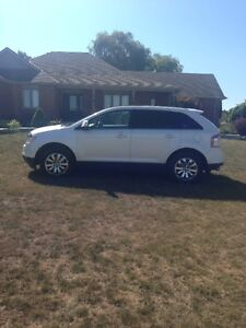 2009 Ford Edge Limited Loaded SUV, Crossover
