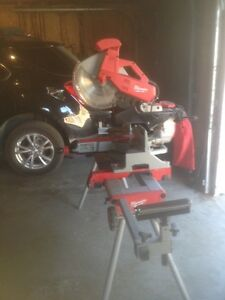 Milwaukee 12 inch compound mitre saw