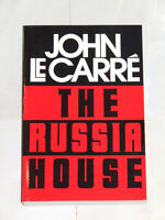 The Russia House by acclaimed author John le Carre