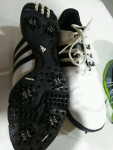 GOLF SHOES Adidas Size 10/excellent condition